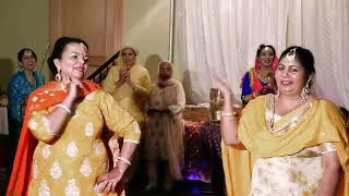 New Punjabi Gidha Performance | Jaago Boliyan | Punjabi Wedding