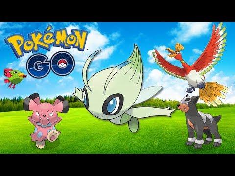 FINAL DE SEMANA JOHTO! (Celebi Parte 3)  - Pokémon Go Completando a 2ª Geração (Parte 21) thumbnail