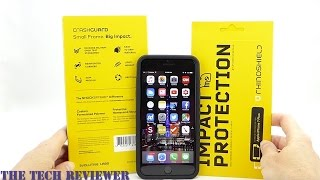 RhinoShield Screen Protector and Back Protector: 5x Impact Protection for the iPhone 7 Plus!