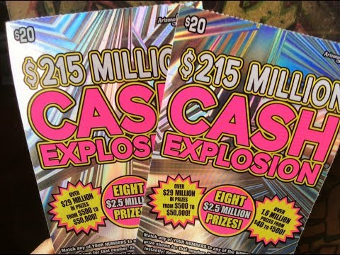 💸NEW $215 MILLION CASH EXPLOSION💸$40 SESSION 💸ARIZONA LOTTERY💸