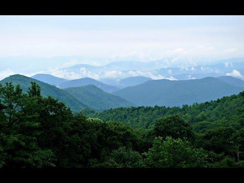 Blue Ridge Mountains, Rabun County, Georgia, United States, North America