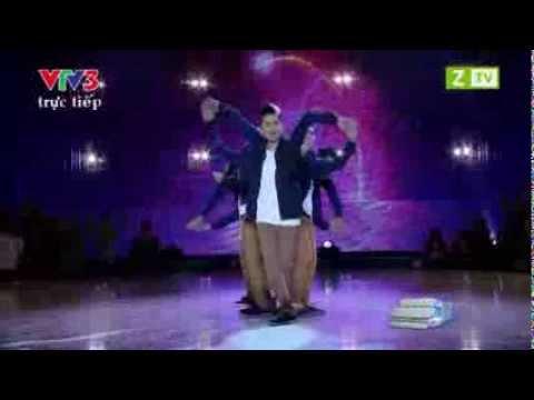 Dumbo (Poreotics) in Got to Dance Viet Nam 28 Dec 2013
