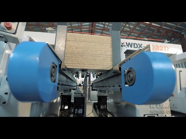 WDX-6032D Сверлильно-присадочный станок  с кассетной подачей от WDMAX