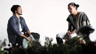 NewAcousticCamp SPECIAL対談「TOSHI-LOW × Candle JUNE」 キャンドルジュン 検索動画 11