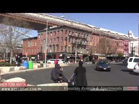 New York City - Video tour of DUMBO, Brooklyn (Part 1)