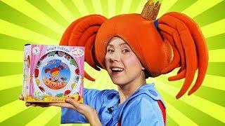 ПОСУДА с Царевной! - Поиграйка - Распаковка набора посуды - Видео для детей
