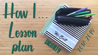 My Teaching Setup | How I... | Lesson Plan
