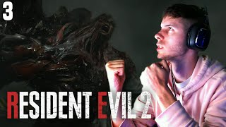 My First Boss Fight! (Resident Evil 2 #3)