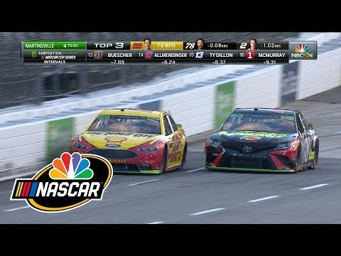 Mike Wallace ready to make another run at NASCAR Cup racing
