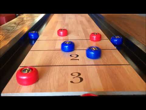 TABLE TOP SHUFFLEBOARD | Front Porch Classics