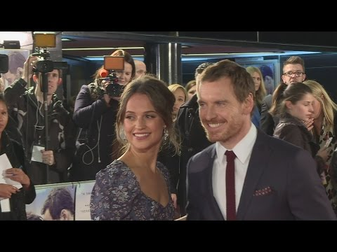 David Heyman and Derek Cianfrance on watching Michael Fassbender and Alicia Vikander fall in love