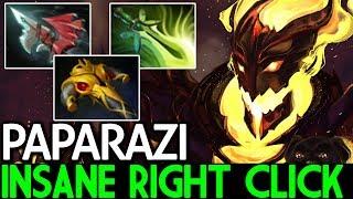 Paparazi [Shadow Fiend] Insane Right Click   Top-1 MMR China 7.15 Dota 2