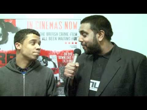 Jacob Anderson Interview for iFILM LONDON / TERRY.