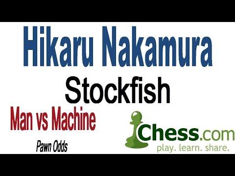 ♚ GM Hikaru Nakamura vs Stockfish ☆ Games 3 and 4 ☆ Chess.com August 23 2014 Longest 4K Video