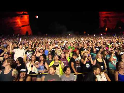 Skrillex   Live @ Red Rocks Amphitheatre 2014