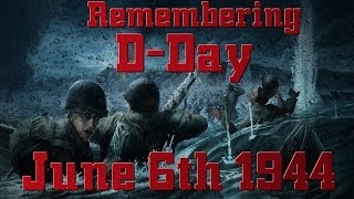 70th Anniversary Of D-day Tribute: Epic Music Video