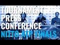 Pre-Tournament Press Conference | Nitto ATP Finals 2019