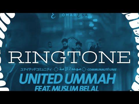 Omar esa - United Ummah ( best clip for ringtone ) nasheed vocal only HQ