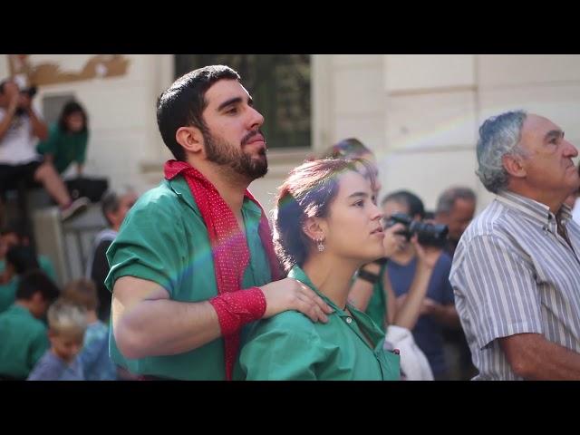 Diada 2017 Castellers de Sabadell