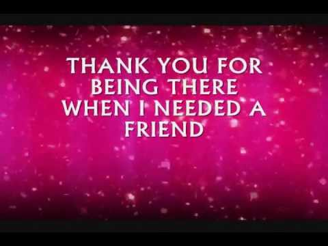 Thank You Mom's Song Susan G Acheson YouTube