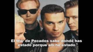DEPECHE MODE ♫ Sea of Sin (Subtitulado en Español)