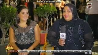 أحلى النجوم سلمى حفيدة ناديه لطفى من مهرجان الاسكندريه 2018