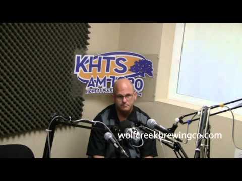 Darren Utley From Wolf Creek Restaurant And Brewing Company - March 1, 2013 - KHTS - Santa Clarita