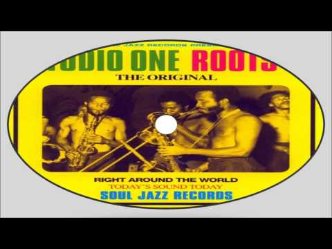 Ken Boothe & Joe Higgs-Message Of Old (Studio One Roots Vol.2 2005) Soul Jazz Records