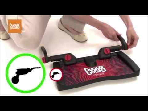 Lascal Buggyboard Mini And Maxi - How To Fit Video | Baby Security