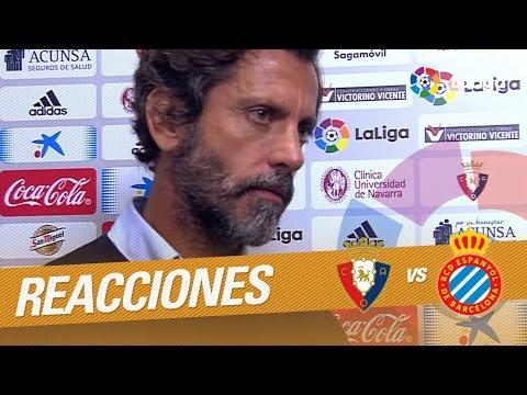 """Sánchez Flores: """"No estamos todavía donde queremos estar"""""""