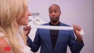 Повязка на глаза - Оденься к свадьбе