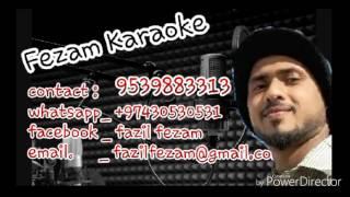 Tharapadham karaoke (ishan dev music mejo)
