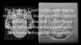 ZARA HOME PLAGIARISM | INDITEX | Zara Home Convicted for Plagiarism