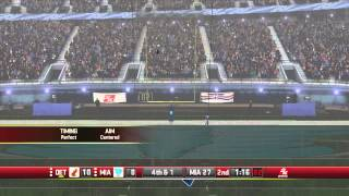 All Pro Football 2k8 Season Mode Week 3 Cant stop Jerry Rice