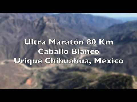 Ultra Maratón Caballo Blanco 2018