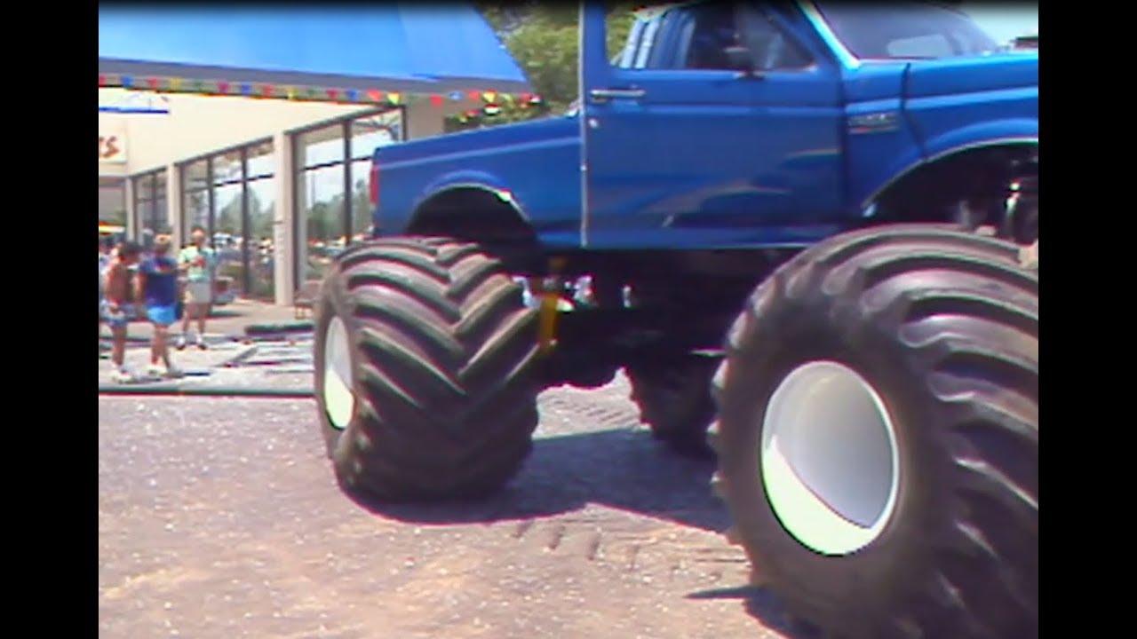 Road House Movie Car Dealership Scene - 1988 BIGFOOT #7 - BIGFOOT 4x4, Inc.