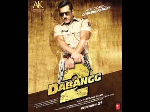 Pandeyji Seeti Full Song from Dabangg 2