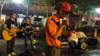 cinta hampa-Otaii  berbisa  feat retmelo buskers cover Dlloyd