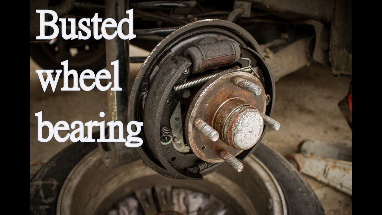 How to replace wheel hub/bearing on 2009 Chevy aveo - YouTube