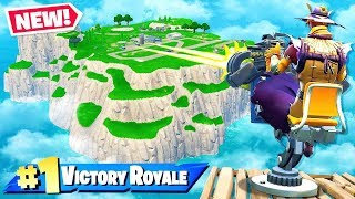 HOW Fast Can I DESTROY SPAWN ISLAND WITH A TURRET?