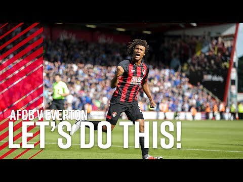 WE'RE BACK 💪| Pre-Everton FC hype video