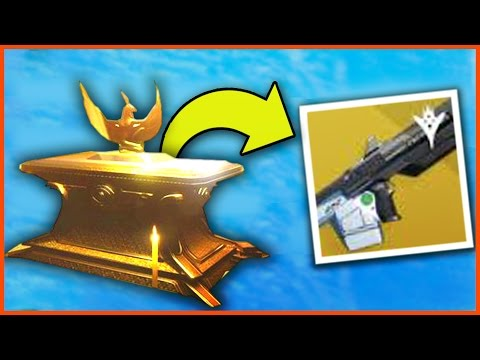 FLAWLESS CHEST = JADE RABBIT? (Destiny...