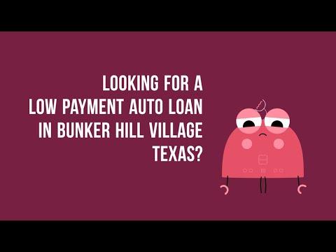 ZeroDown Auto Financing inBunker Hill Village TX bad Credit or Good Credit