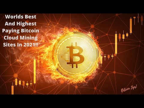 Worlds Best U0026 Highest Paying #Bitcoin Cloud Mining Sites For June 2021! #cloud #mining #ethereum