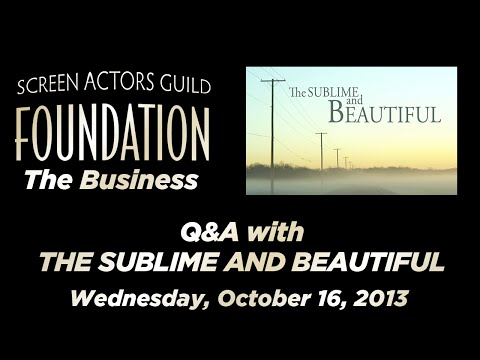 The Business: Q&A with THE SUBLIME AND BEAUTIFUL