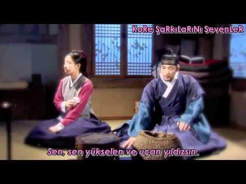 Jang Na Ra - Walk in a Dreamy Road (Dong Yi OST) (Turkish Sub)