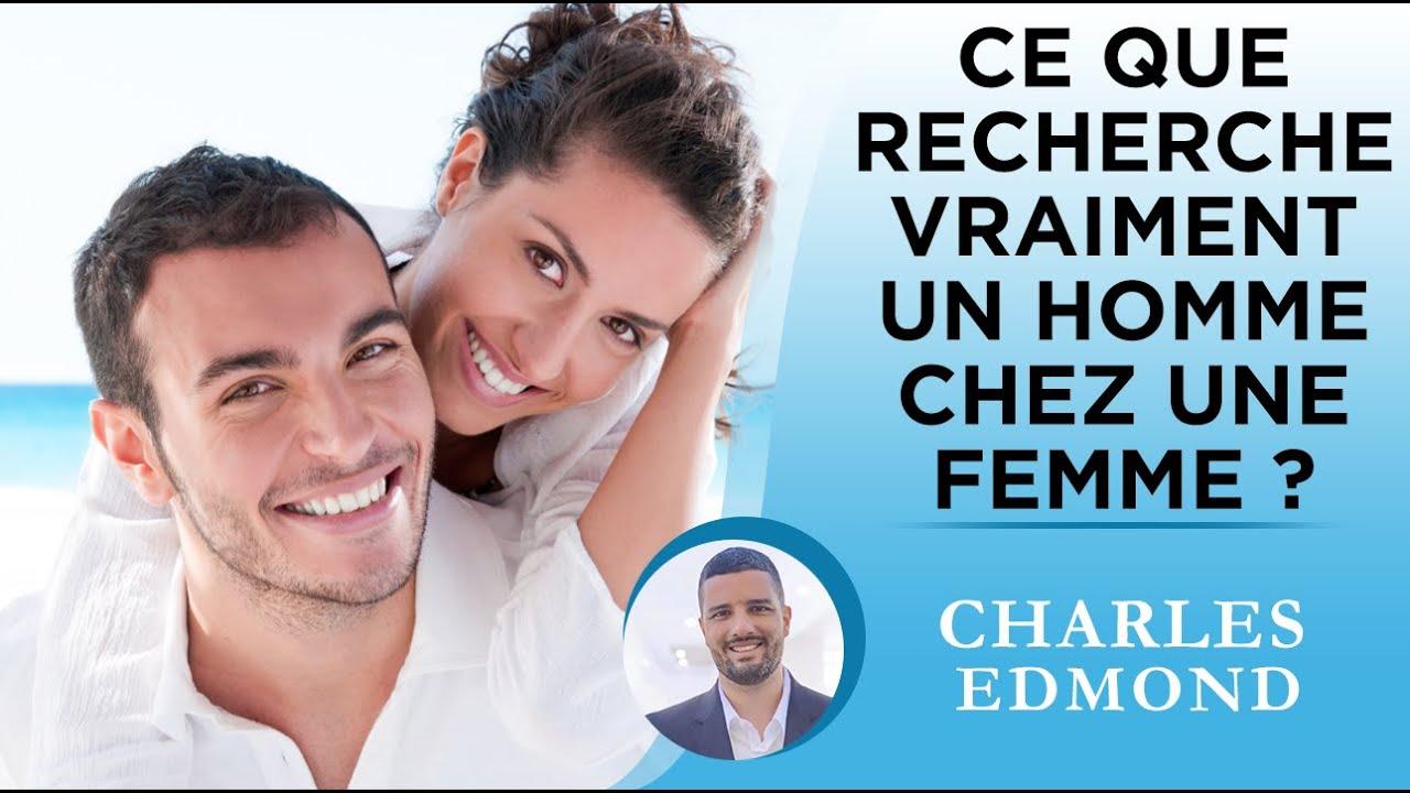 les qualités que recherche un homme chez une femme)
