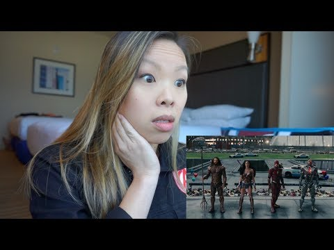 Justice League SDCC Trailer - Reaction and Review