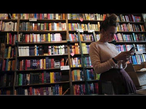 شاهد: افتتاح أول مكتبة خاصة لـ-مجتمع الميم- في السويد  - نشر قبل 1 ساعة