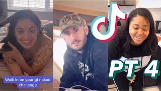 Walked Out Naked Reaction Challenge Tik Tok Trend Meme Compilation Part 4